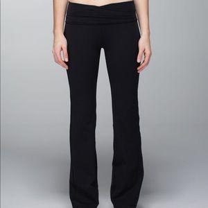 Lululemon Astro Pants Full on Luon Black